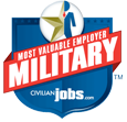 Military Most valuable logo